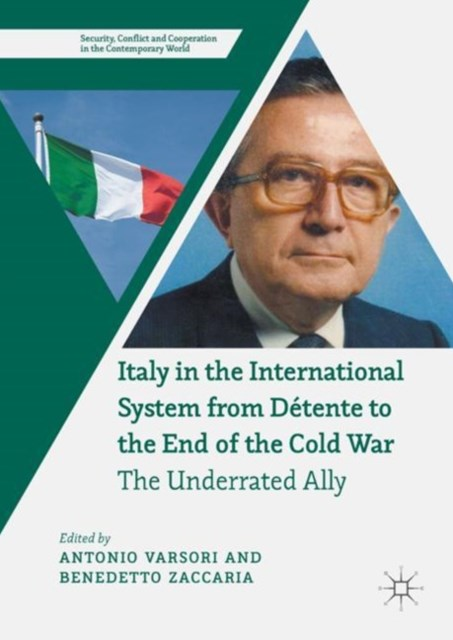 (ebook) Italy in the International System from Detente to the End of the Cold War