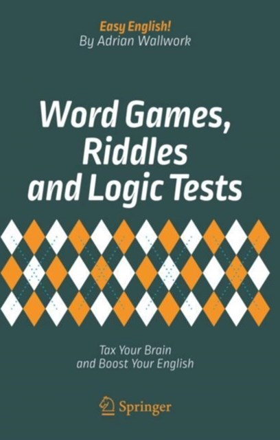 (ebook) Word Games, Riddles and Logic Tests