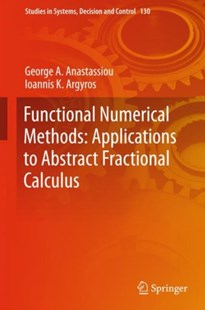 (ebook) Functional Numerical Methods: Applications to Abstract Fractional Calculus - Computing Programming