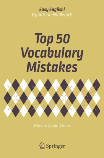 (ebook) Top 50 Vocabulary Mistakes