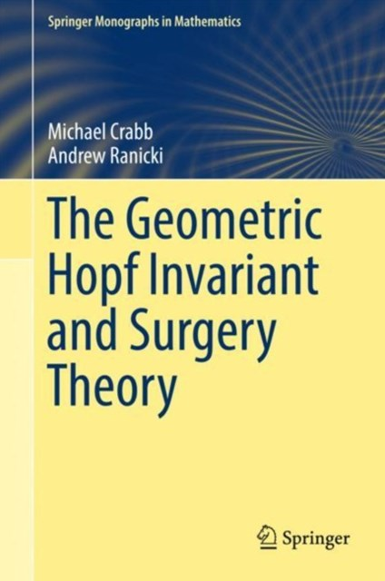 (ebook) Geometric Hopf Invariant and Surgery Theory