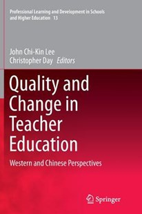Quality and Change in Teacher Education by John Chi-kin Lee, Christopher Day (9783319795843) - PaperBack - Education Teaching Guides