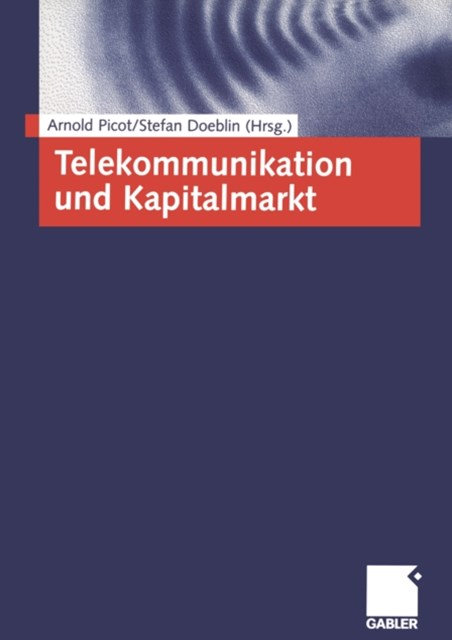 (ebook) Telekommunikation und Kapitalmarkt