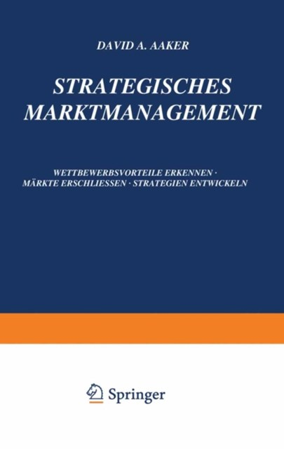 Strategisches Markt-Management