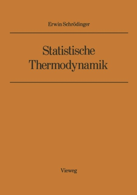 (ebook) Statistische Thermodynamik