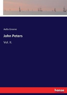 John Peters by Aella Greene (9783337041373) - PaperBack - Modern & Contemporary Fiction Literature