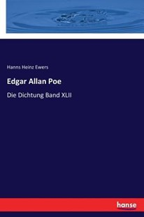 Edgar Allan Poe by Hanns Heinz Ewers (9783337353179) - PaperBack - Reference