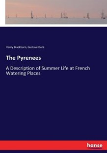 The Pyrenees by Henry Blackburn, Gustave Doré (9783337407537) - PaperBack - History