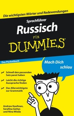 Sprachf++hrer Russisch f++r Dummies Das Pocketbuch