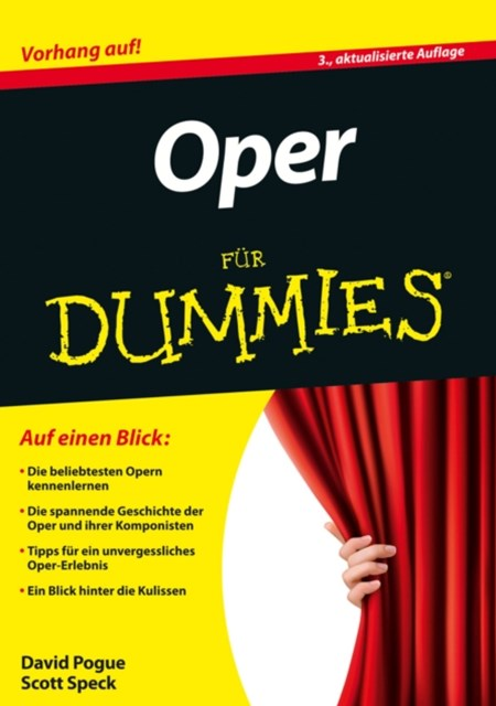 (ebook) Oper f r Dummies