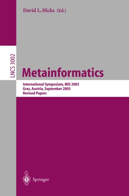 Metainformatics