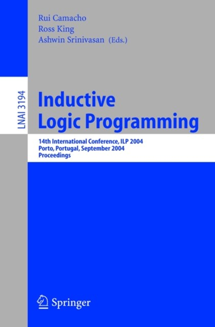 (ebook) Inductive Logic Programming
