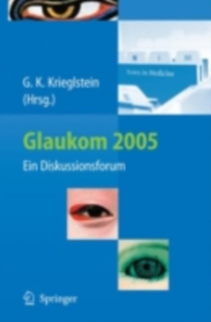 (ebook) Glaukom 2005