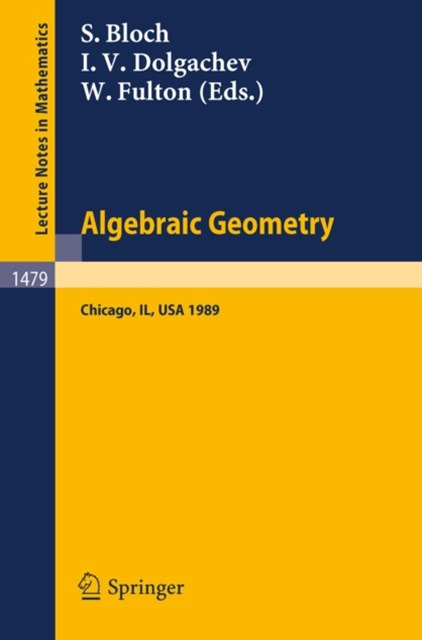 (ebook) Algebraic Geometry