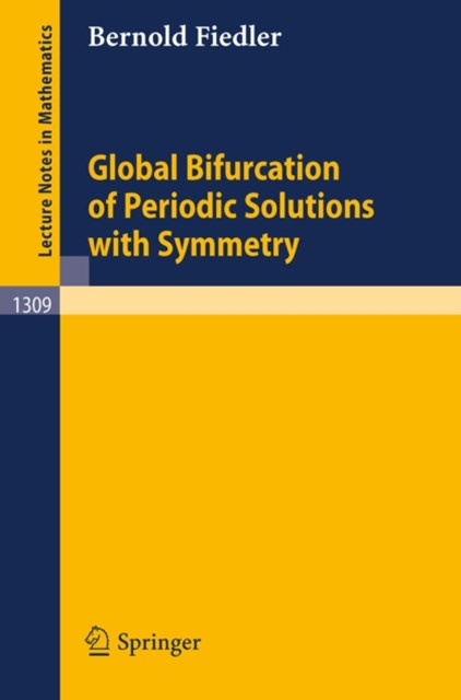(ebook) Global Bifurcation of Periodic Solutions with Symmetry