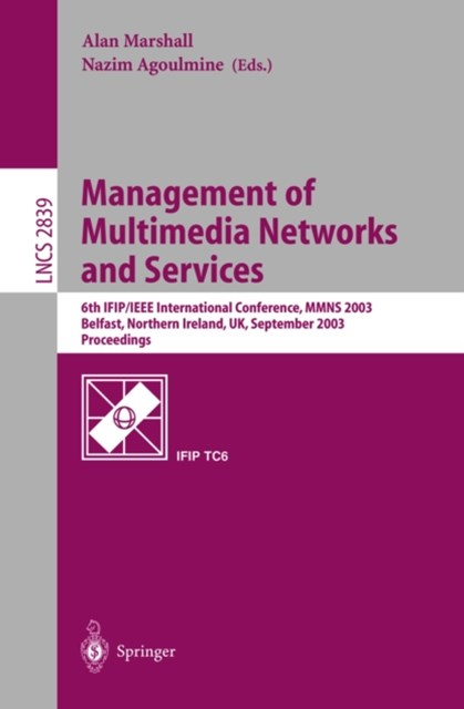 (ebook) Management of Multimedia Networks and Services