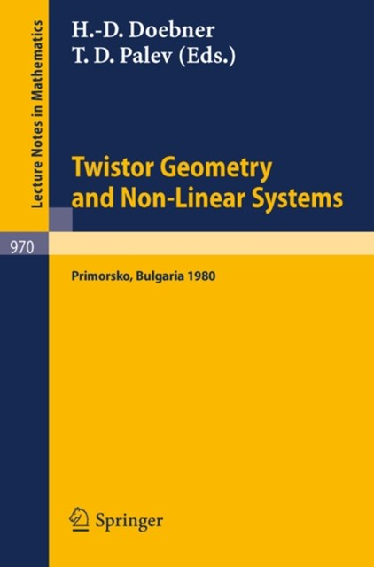 Twistor Geometry and Non-Linear Systems