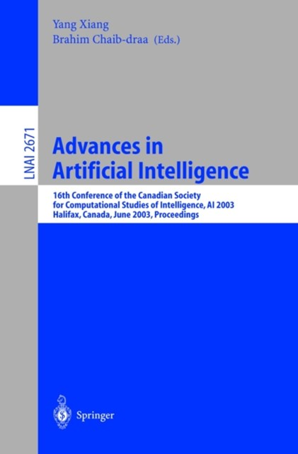 (ebook) Advances in Artificial Intelligence