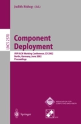 (ebook) Component Deployment