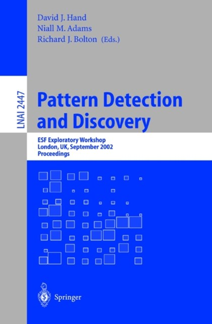 Pattern Detection and Discovery