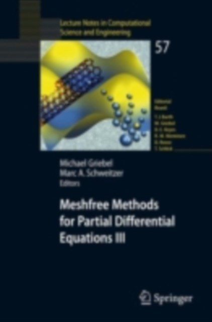 (ebook) Meshfree Methods for Partial Differential Equations III