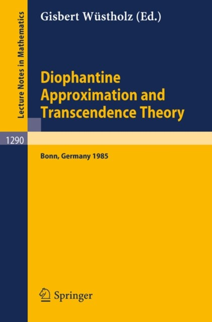 (ebook) Diophantine Approximation and Transcendence Theory