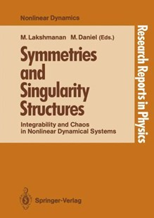 Symmetries and Singularity Structures by M. Lakshmanan, M. Daniel (9783540530923) - PaperBack - Science & Technology Mathematics