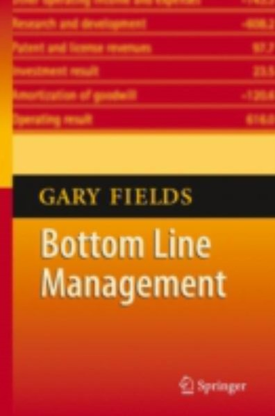 Bottom-line Management