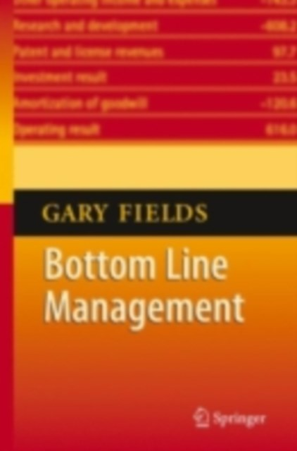 (ebook) Bottom Line Management