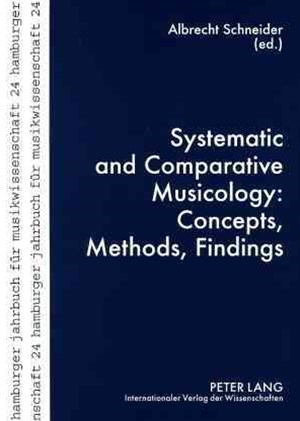 Systematic and Comparative Musicology
