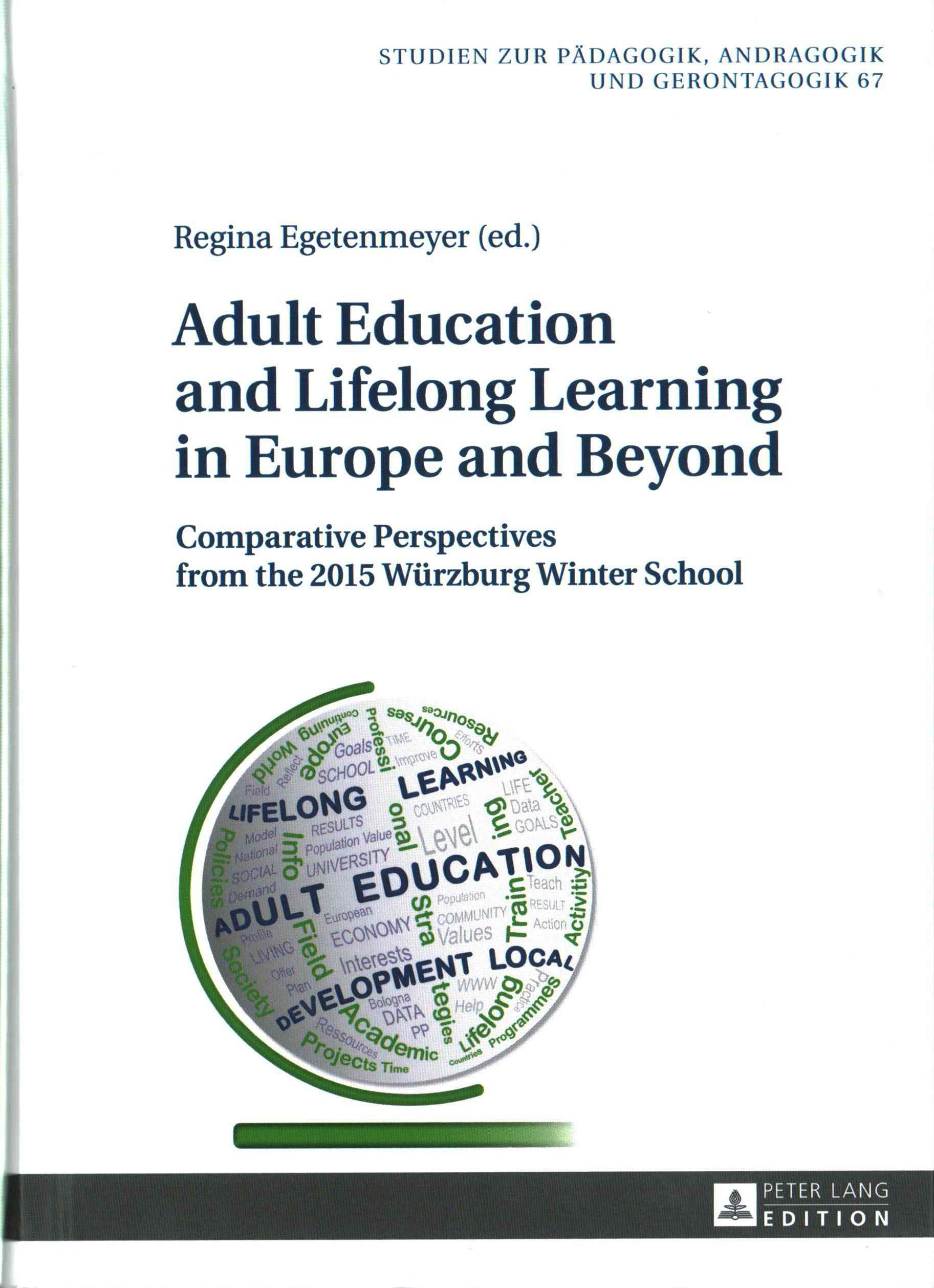 Adult Education and Lifelong Learning in Europe and Beyond