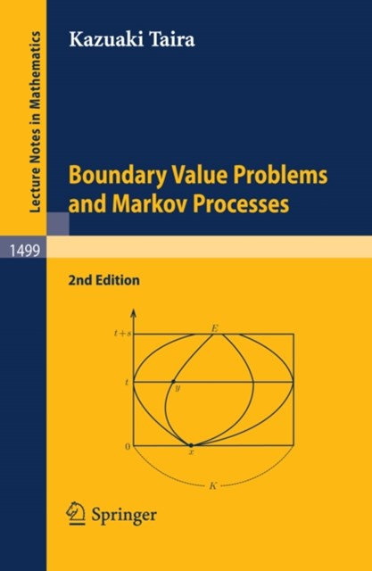 (ebook) Boundary Value Problems and Markov Processes