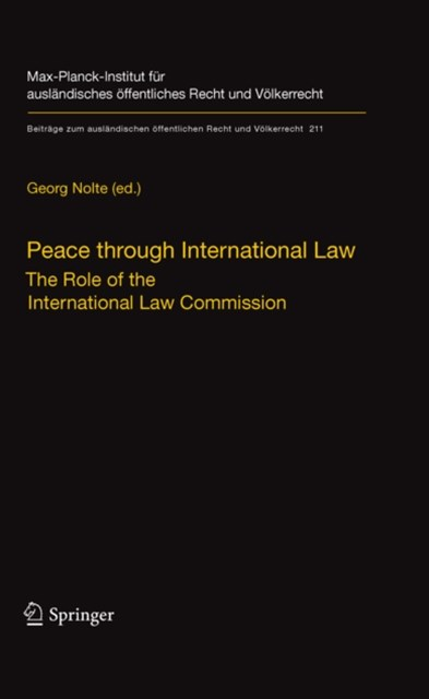 Peace through International Law