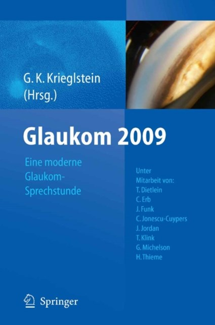 (ebook) Glaukom 2009