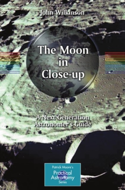 (ebook) Moon in Close-up