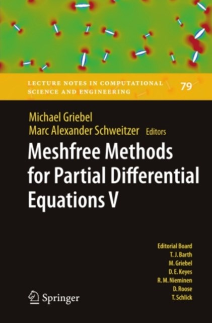 (ebook) Meshfree Methods for Partial Differential Equations V