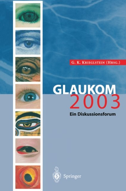 (ebook) Glaukom 2003