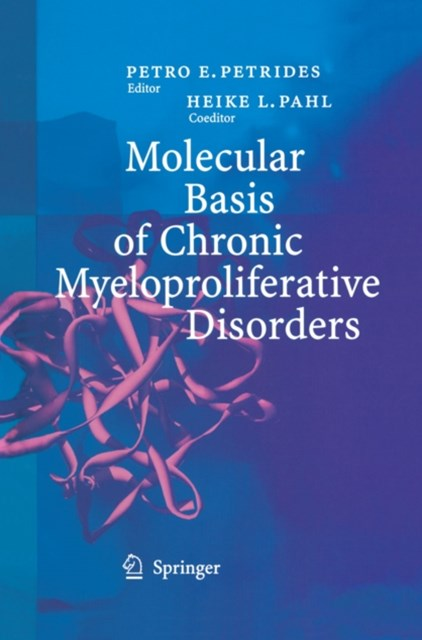 Molecular Basis of Chronic Myeloproliferative Disorders