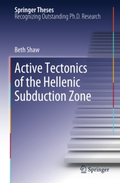 (ebook) Active tectonics of the Hellenic subduction zone