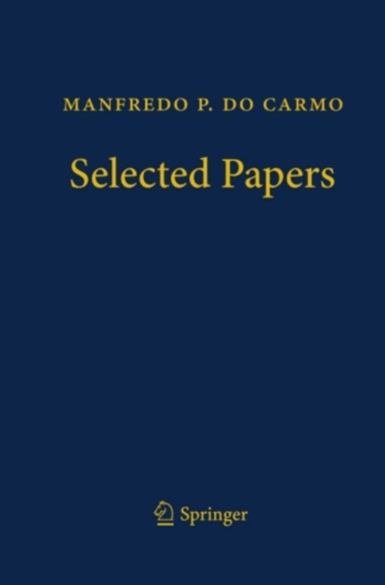 (ebook) Manfredo P. do Carmo - Selected Papers