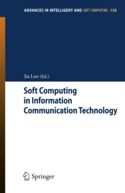 (ebook) Soft Computing in Information Communication Technology