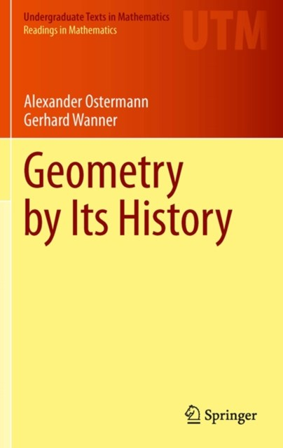 Geometry by Its History