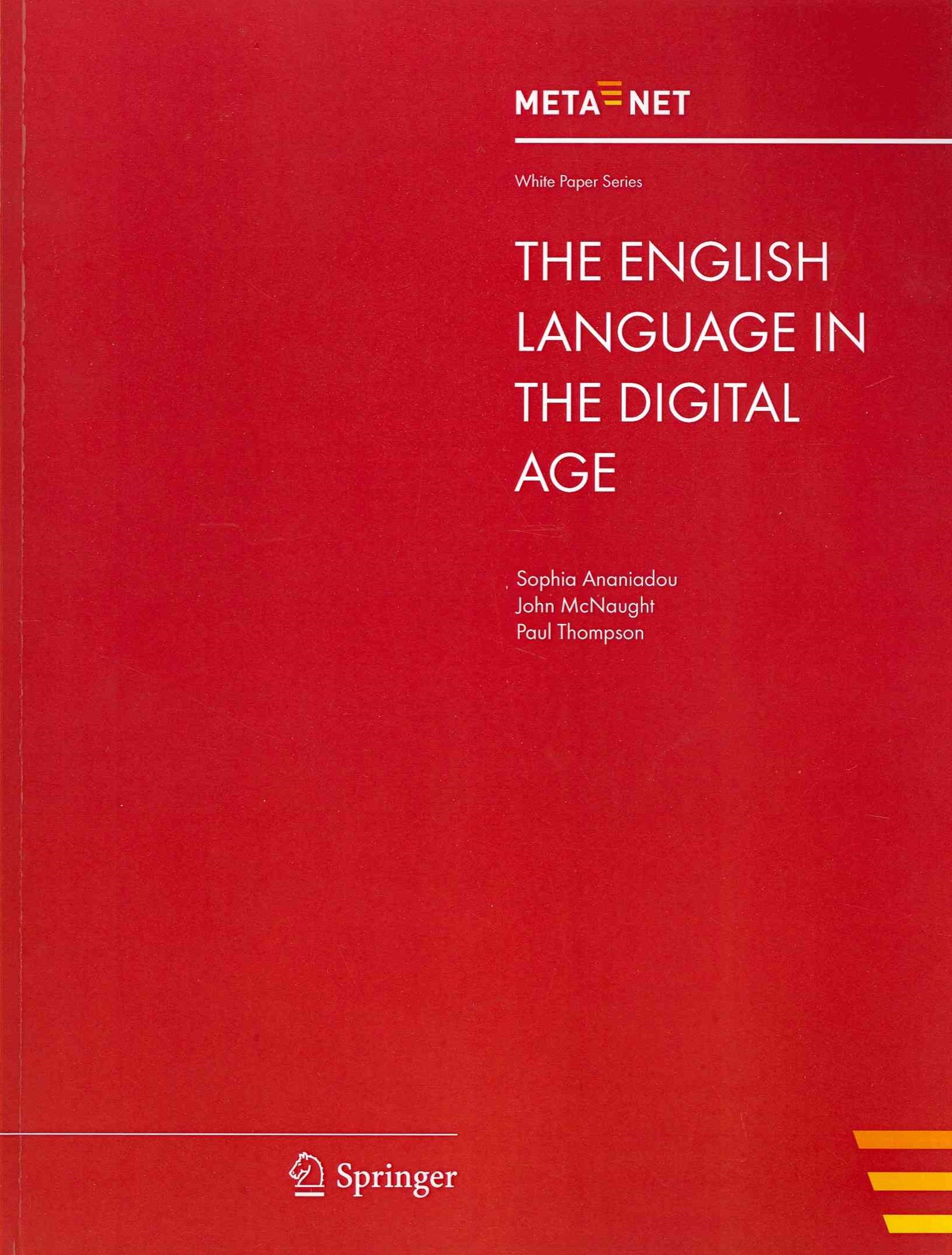 English Language in the Digital Age