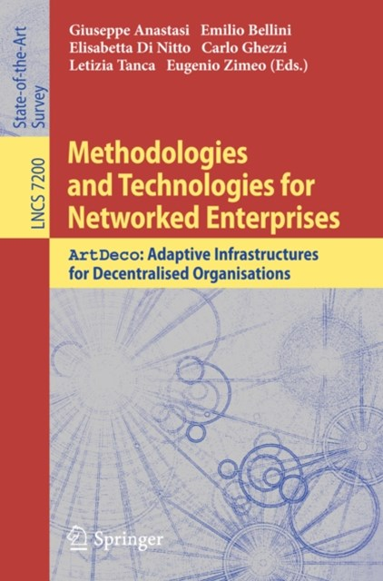 Methodologies and Technologies for Networked Enterprises