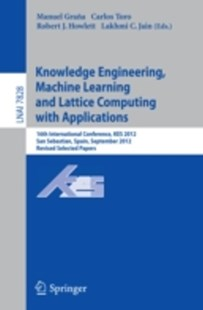 (ebook) Knowledge Engineering, Machine Learning and Lattice Computing with Applications - Computing Database Management