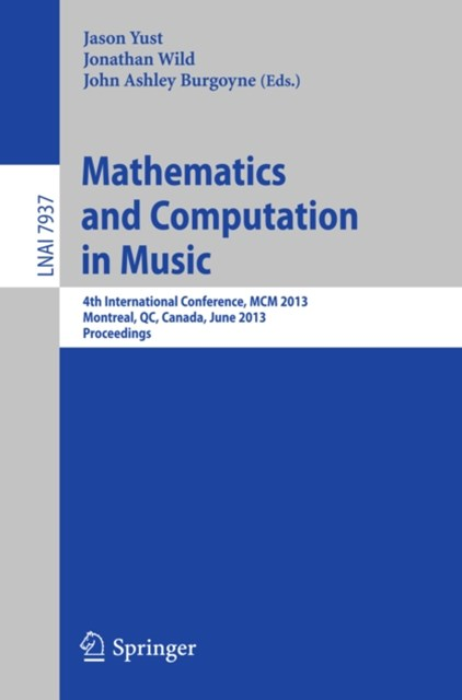 (ebook) Mathematics and Computation in Music