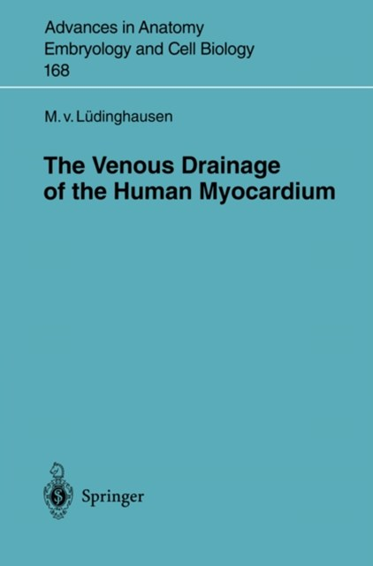 (ebook) Venous Drainage of the Human Myocardium