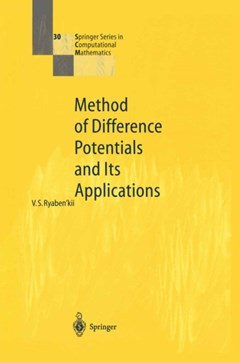 (ebook) Method of Difference Potentials and Its Applications