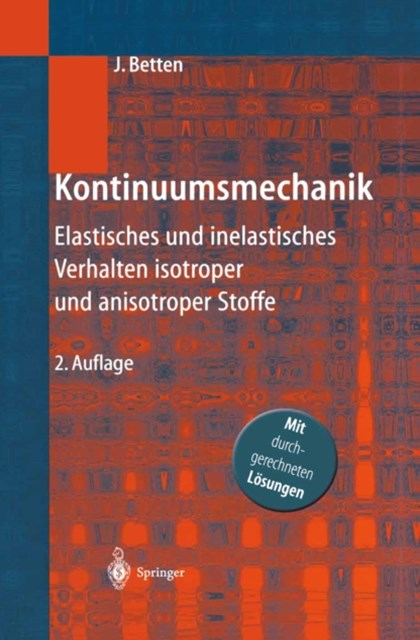 (ebook) Kontinuumsmechanik