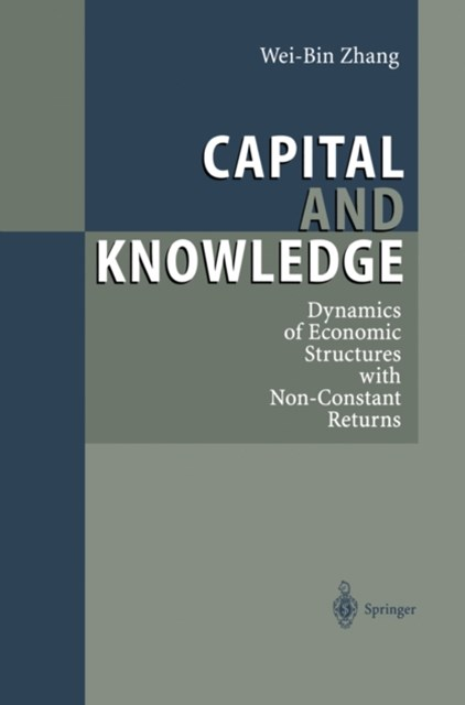 (ebook) Capital and Knowledge
